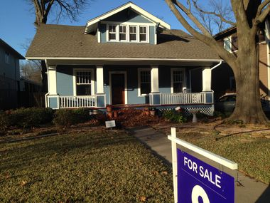 Fewer houses are on the market in D-FW and Texas because of COVID-19.