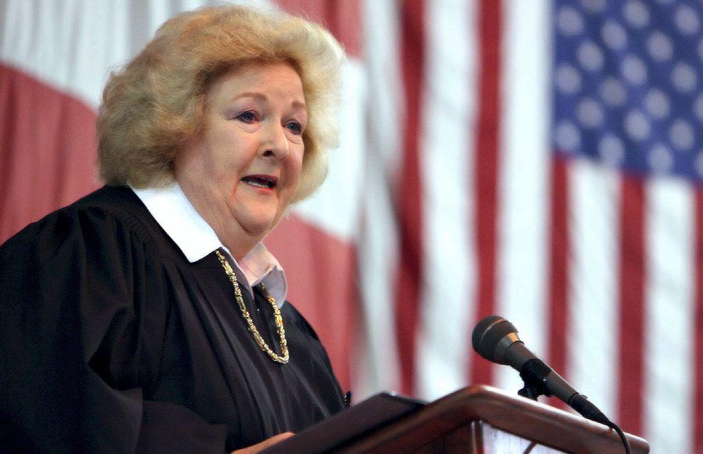 U.S. District Judge Janis Graham Jack (2008 File Photo/Corpus Christi Caller-Times)