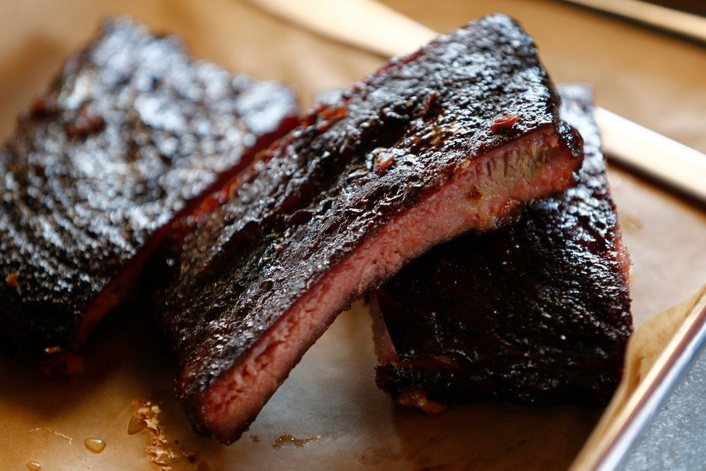 Barbecue joints like Ferris Wheelers Backyard & BBQ in Dallas will be serving smoked meat at Park & Palate on Oct. 26, 2019.