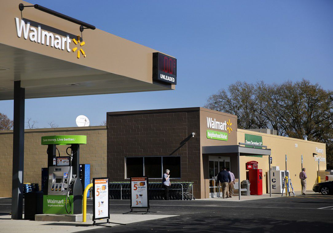 Wal-Mart had high hopes for its smaller Wal-Mart Express concept.  Now the company says it will focus on its Supercenters, Neighborhood Markets and e-commerce. (File Photo/Tom Fox)