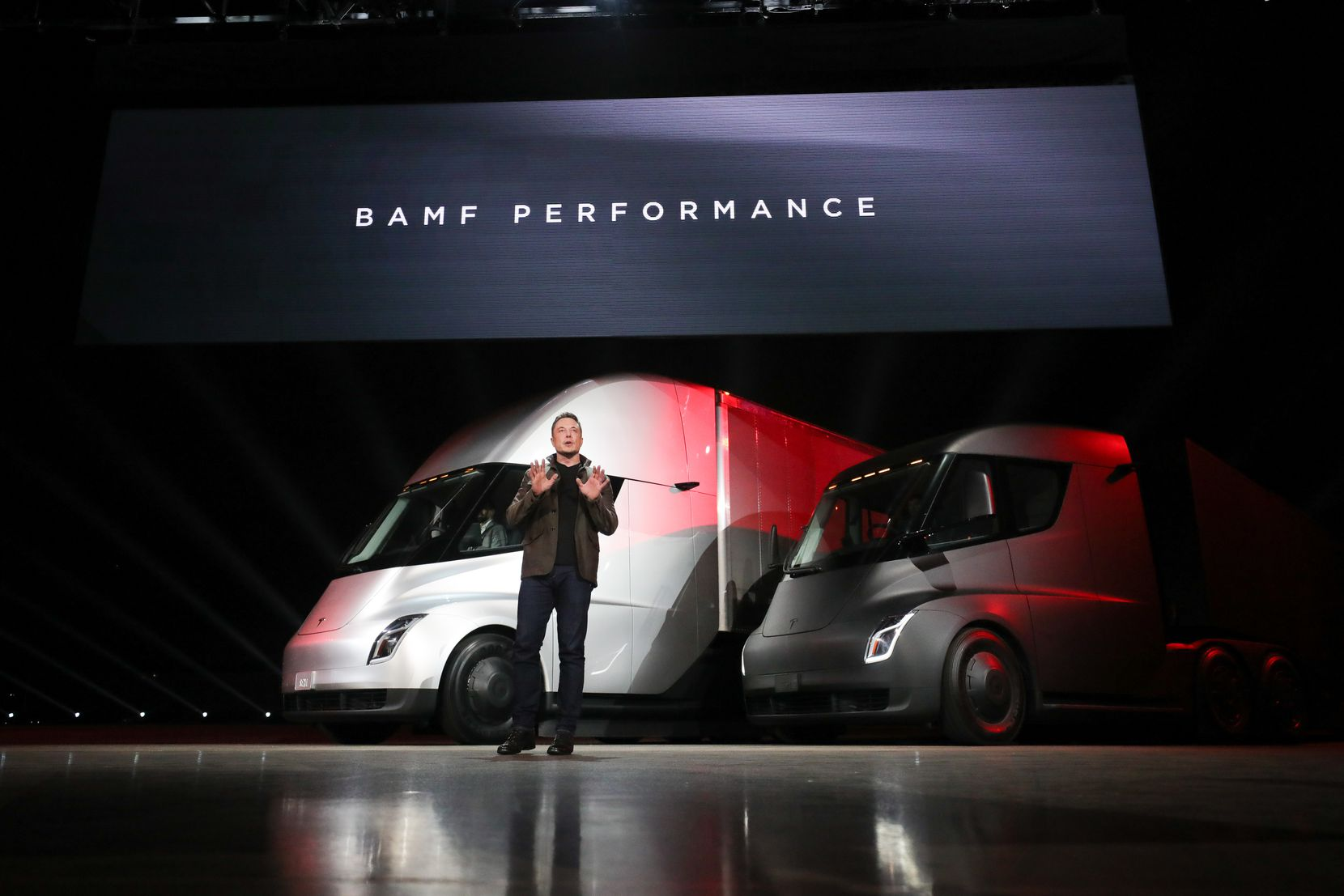 CEO Elon Musk also envisions the Austin plant producing the Tesla Semi when its ready for market.