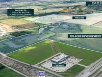 The almost 160-acre vacant property at the southwest corner of the tollway and U.S. 380 is priced at $60 million.