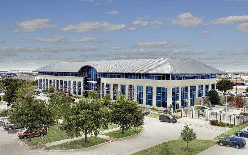 NEC Corp of America is based in the Royal Ridge office park in Irving.