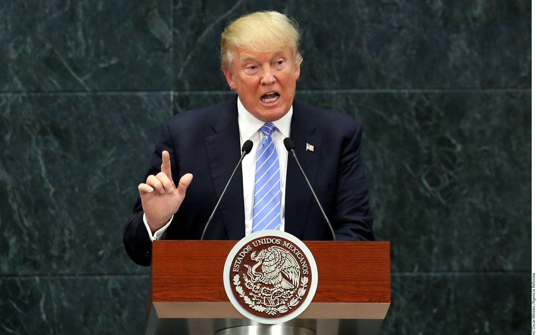 El Presidente electo Donald Trump afirmó tener información exclusiva sobre hackeos y dijo que hará revelaciones esta semana./ AGENCIA REFORMA