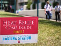 Las estaciones refrigerantes suelen ser instaladas en centros de recreación de la ciudad pero hasta ahora no lo han hecho. Los principales beneficiarios de estos puntos de descanso suelen ser los indigentes.