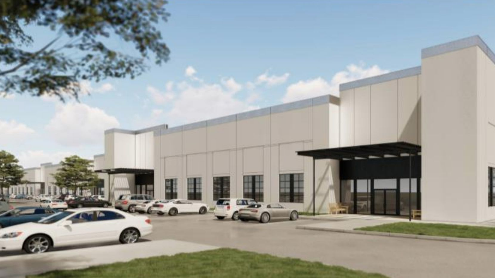 Provident Realty Advisors has already built two warehouse in Plano and is about to start three more.