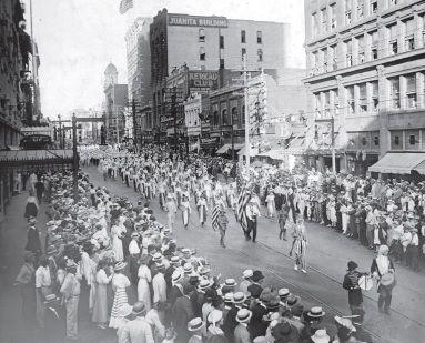 La biblioteca pública de Dallas es patrocinadora del evento de legado histórico de la ciudad. Foto: Cortesía Biblioteca
