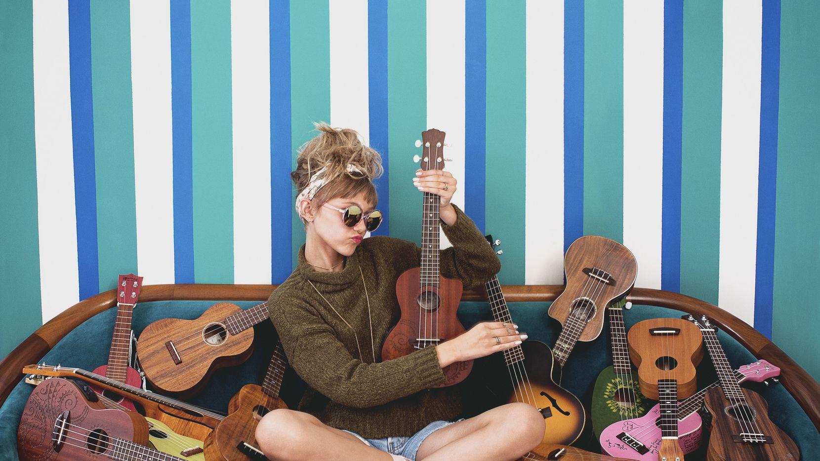 Grace VanderWaal is helping make the ukulele cool again.