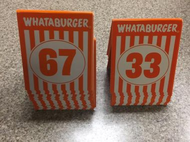 Houston Police To Stop Using Whataburger Order Numbers To Mark Crime Scenes