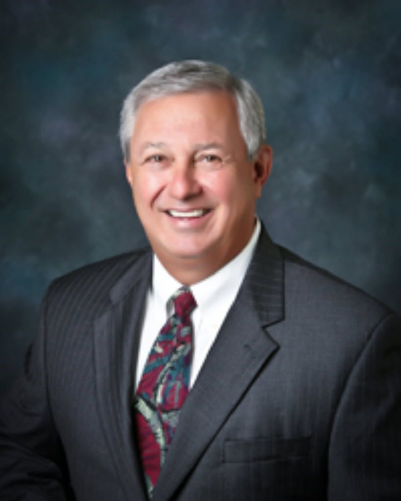 Arlington City Council member Charlie Parker