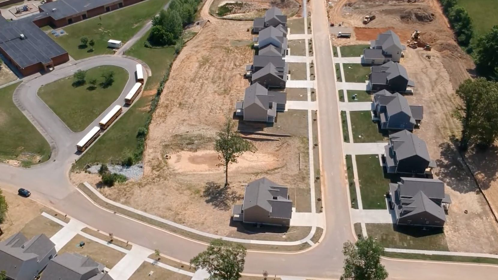 Kinloch Partners already builds rental homes in North Carolina, South Carolina, Tennessee and Georgia.