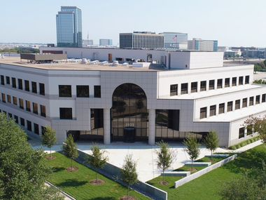 West Coast University is moving its Dallas location to an empty office building on North Central Expressway.