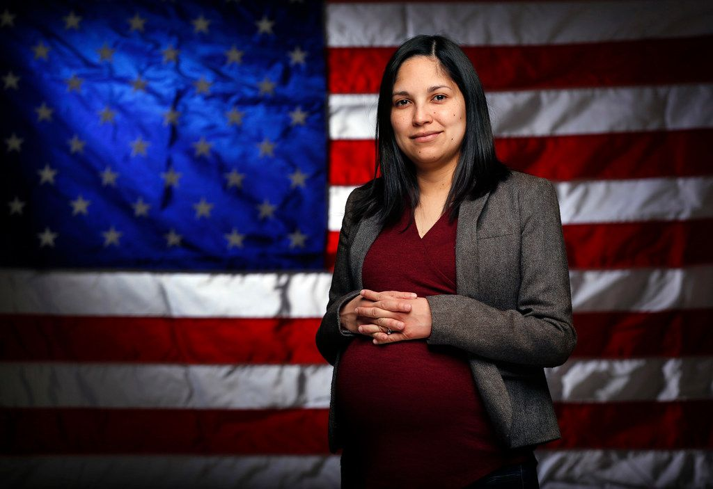 Dallas Morning News writer Julieta Chiquillo is one of the people whose name showed up on a list of people who the Texas Secretary of State says may not have been eligible to vote.