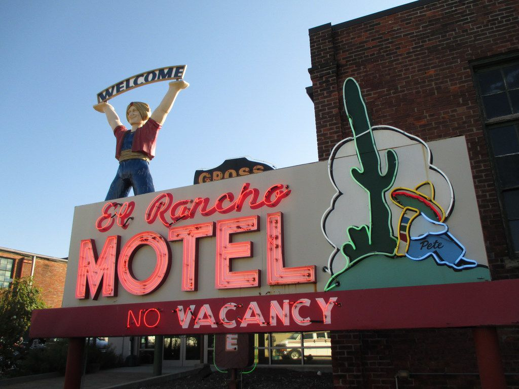 The American Sign Museum preserves signs reclaimed from storefronts, churches, drive-ins and fast-food restaurants.