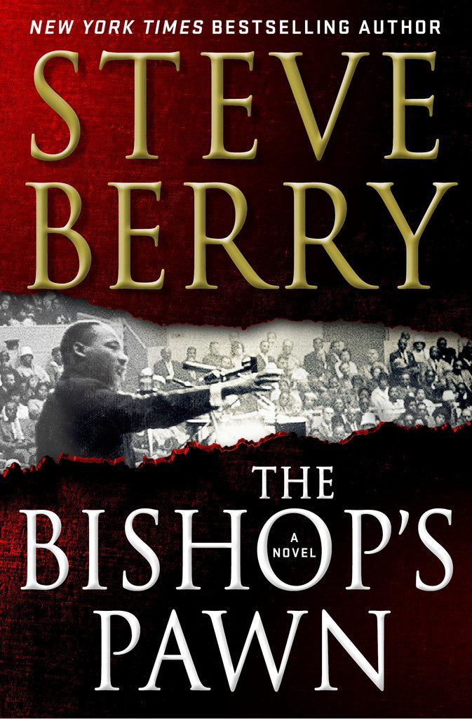 The Bishop's Pawn, by Steve Berry