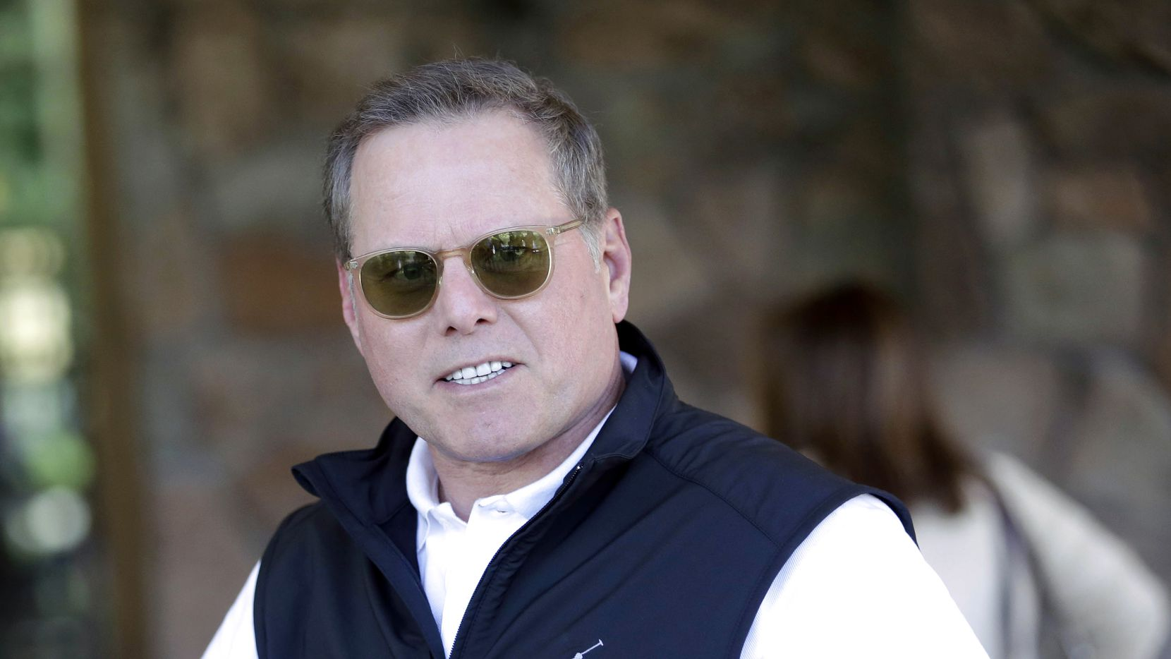 David Zaslav is known for being energetic and persistent. He does not give up easily.