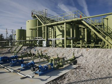 Denbury Resources says its prearranged bankruptcy filing will eliminate $2.1 billion in bond debt.