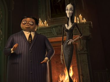 """The 2019 film """"The Addams Family"""" will be shown at multiple Cinemark theaters as part of a promotion called Fright Nights."""