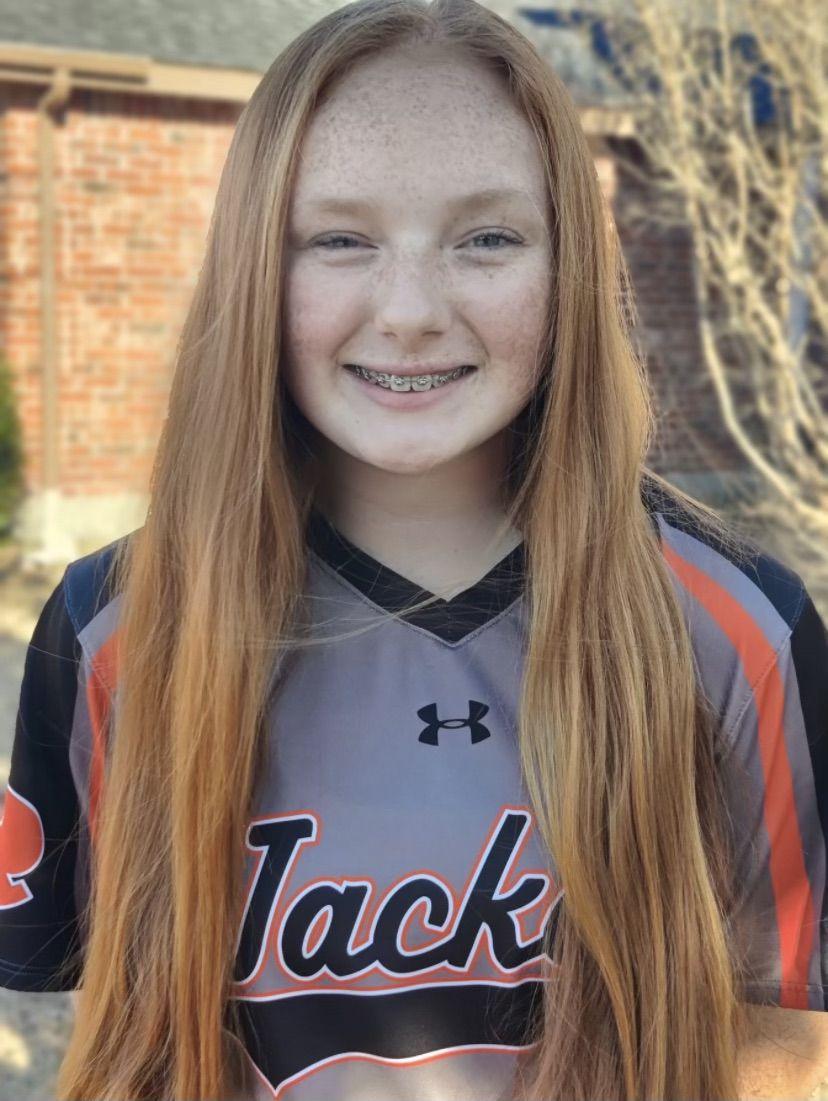 Softball Player of the Week: Ainsley Pemberton of Rockall.