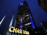 Calvetti Ferguson is moving to the Chase Tower on Ross Avenue.
