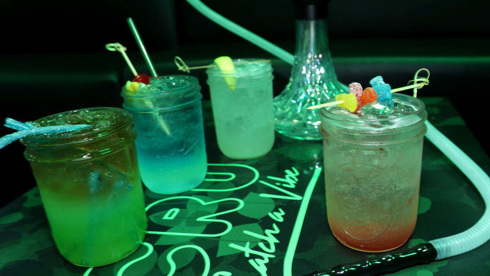 Cru Lounge is a restaurant and hookah bar now open on Belt Line Road in Carrollton.