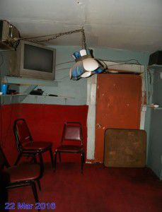 Inside 1328 E. Clarendon (City of Dallas)