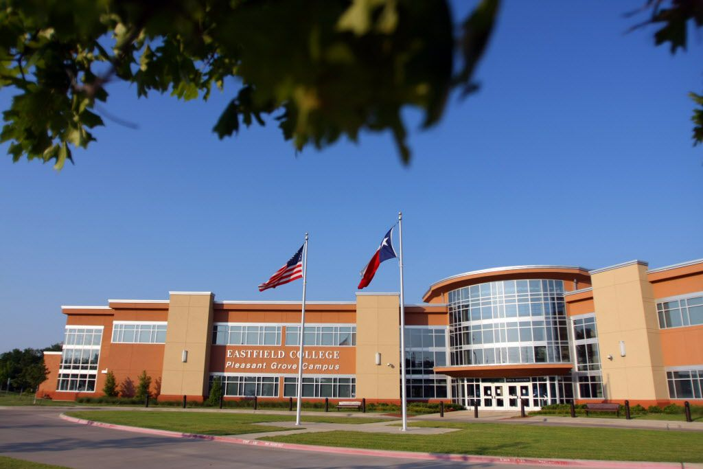 Dallas College's Eastfield campus is one of three that received federal grants aimed at helping Latino students.