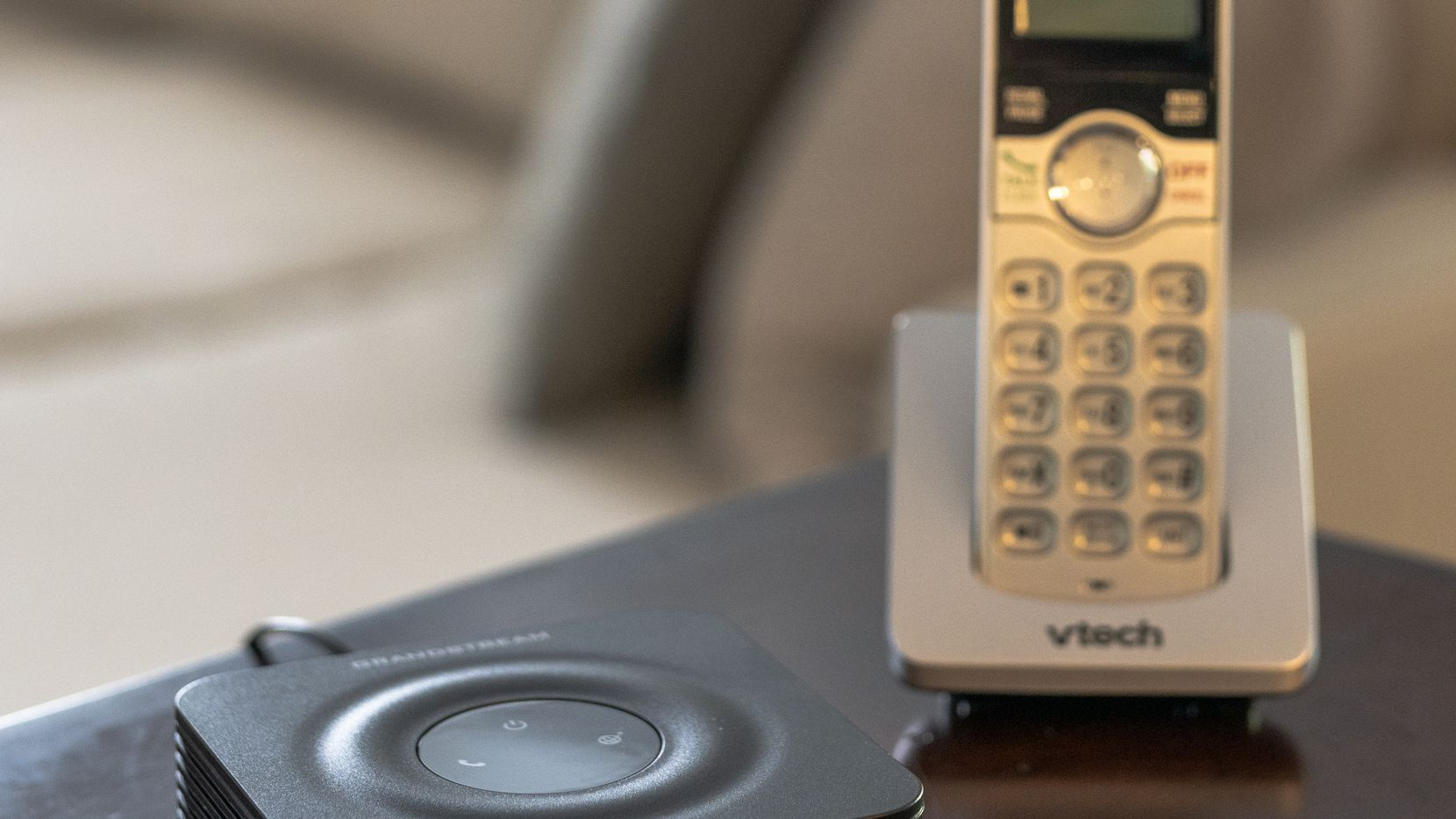 The Republic Wireless Extend Home Kit lets your home phone share your cell number.