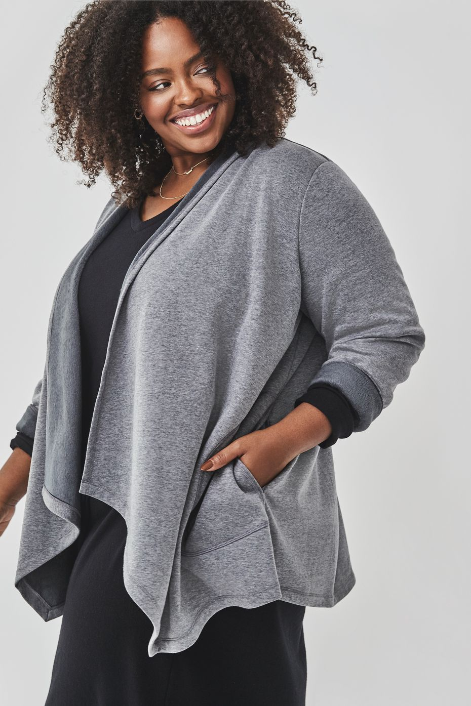 J.C. Penney's Stylus brand of apparel comes in neutral colors that can easily be mixed and matched and paired with other brands.