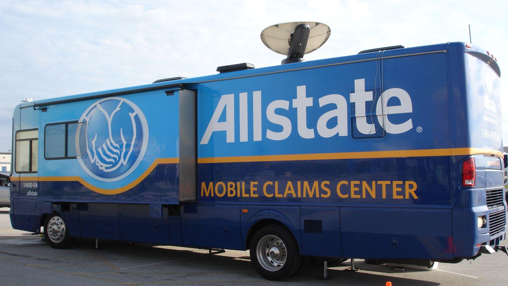 Allstate's Mobile Response Units