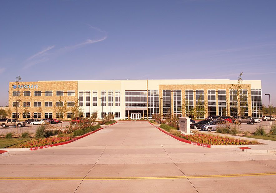 McKInney Corporate Center I was built by VanTrust Real Estate.