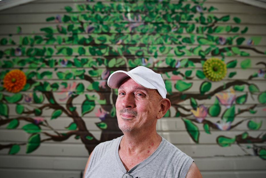 Organizer Van Johnson says he was not surprised by the response of the Oak Cliff Gardeners Facebook forum.