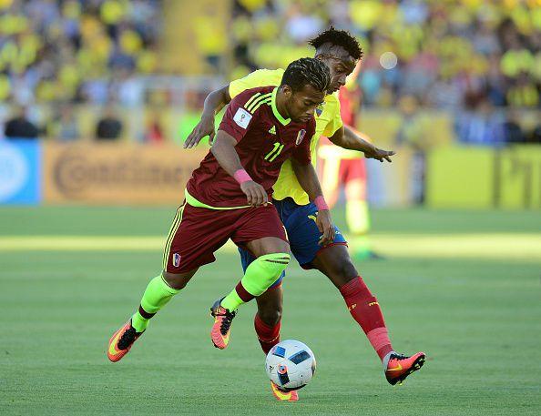 Luis González, de Venezuela, es nueva contratación del FC Dallas. Foto GETTY IMAGES