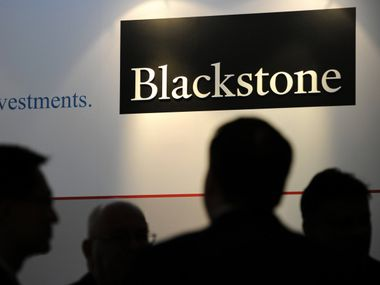"Blackstone Group, the world's largest private equity firm, announced it had made a ""significant"" minority investment in Dallas-based ISN Thursday through its Blackstone Growth arm."