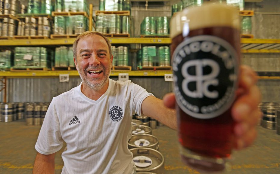 Michael Peticolas, founder of Peticolas Brewing Co. in Dallas, said the tax break has resulted in savings of $20,000 a year.