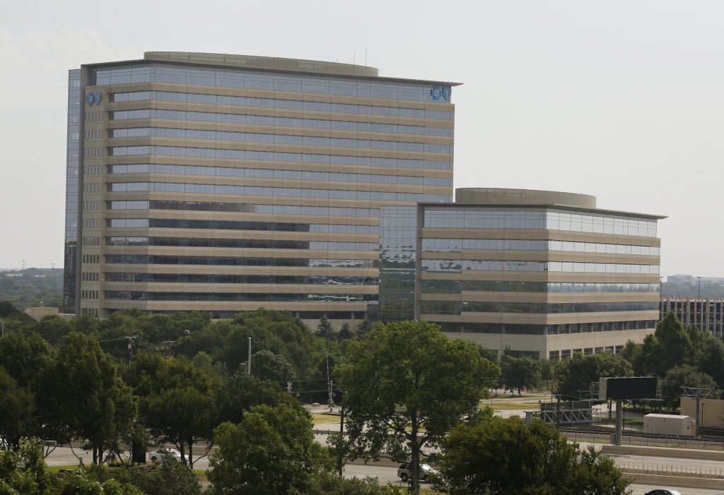 Blue Cross Blue Shield of Texas' headquarters are in Richardson. (David Woo/Staff Photographer)
