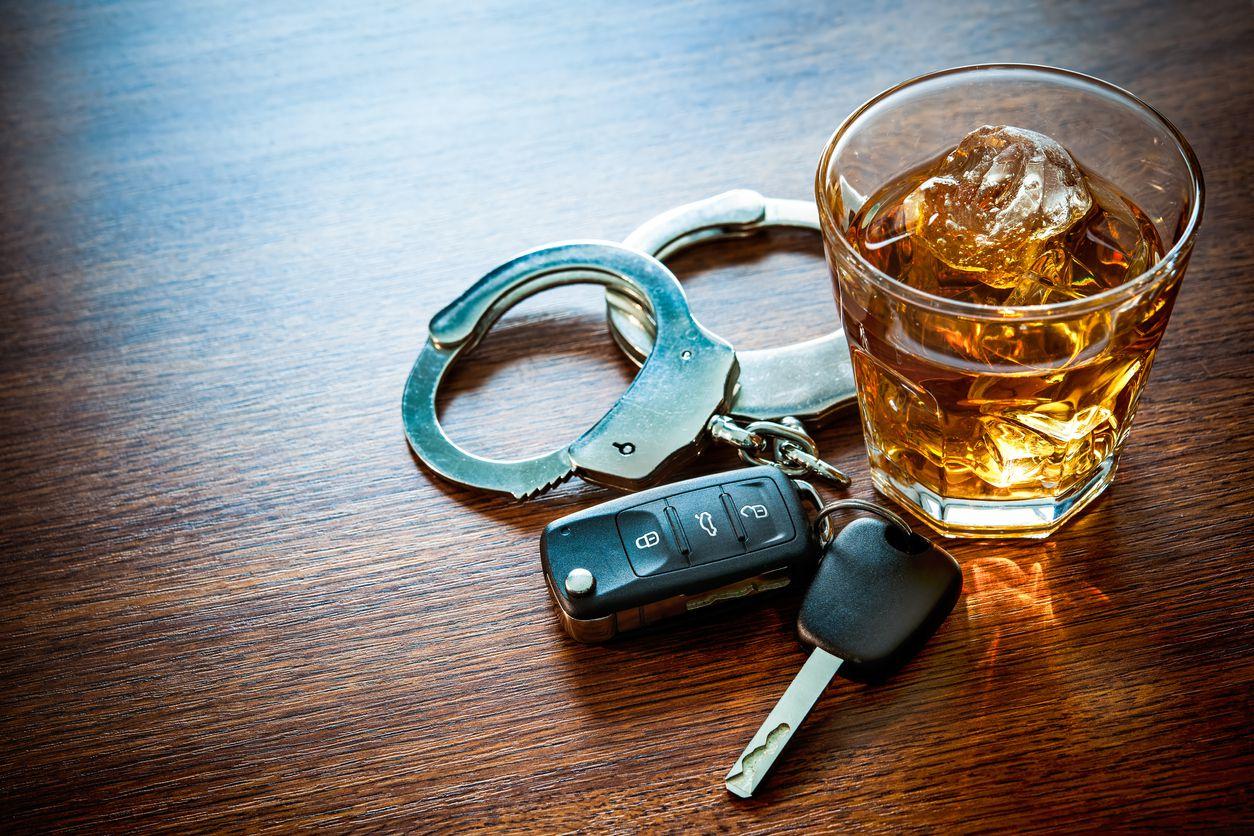 Conductores que manejan alcoholizados son arestados en Texas. iSTOCK