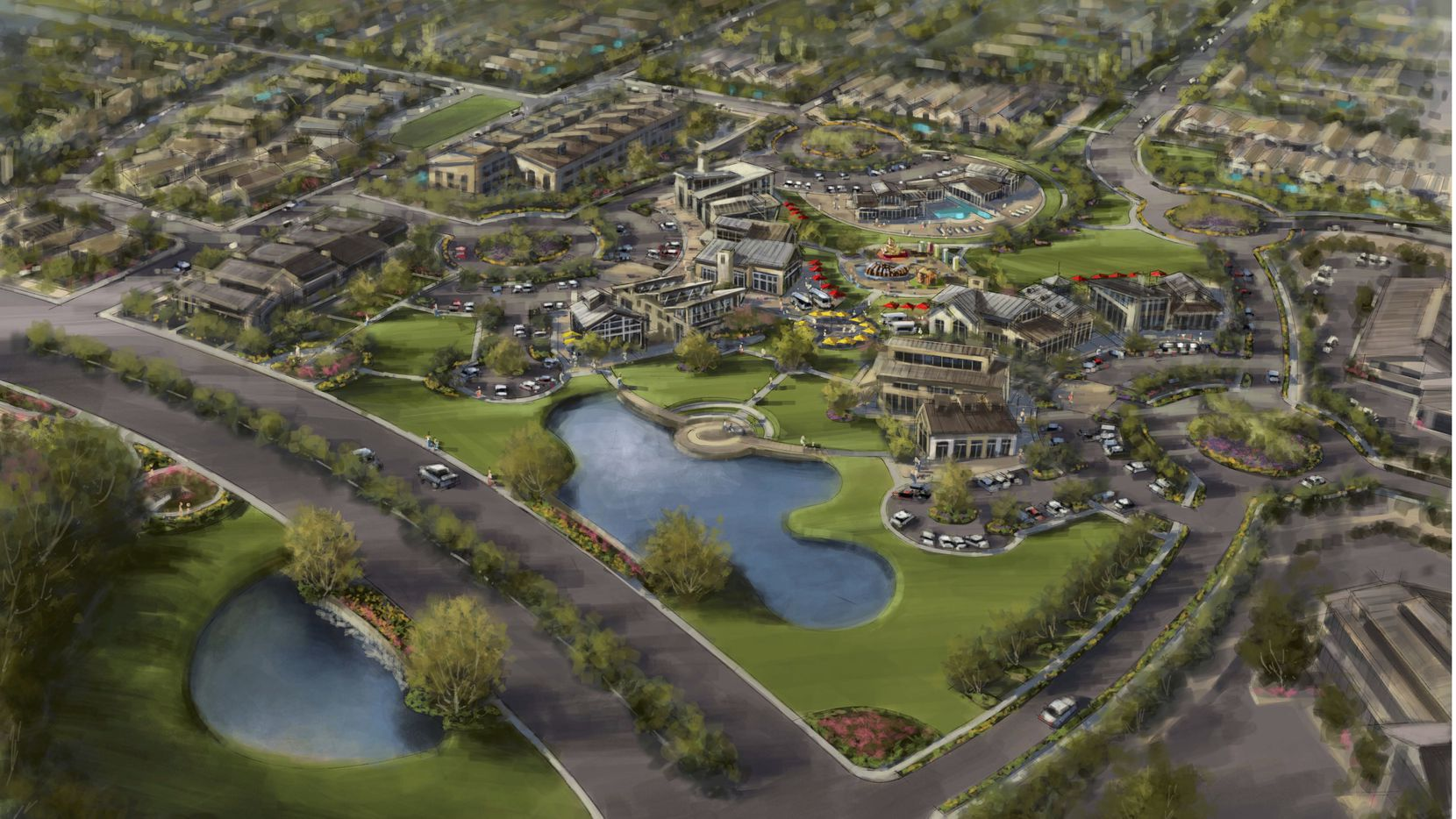 The 2,500-acre mixed-use Honeycreek development is estimated to cost $300 million.