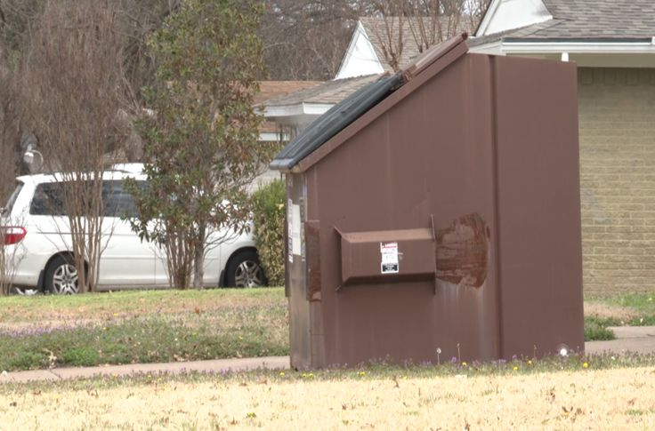 Richardson is temporarily offering free rent-a-bin services for residents still cleaning up damages caused by the February winter storms.