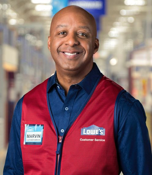 Marvin Ellison has been CEO at North Carolina-based Lowe's since 2018.