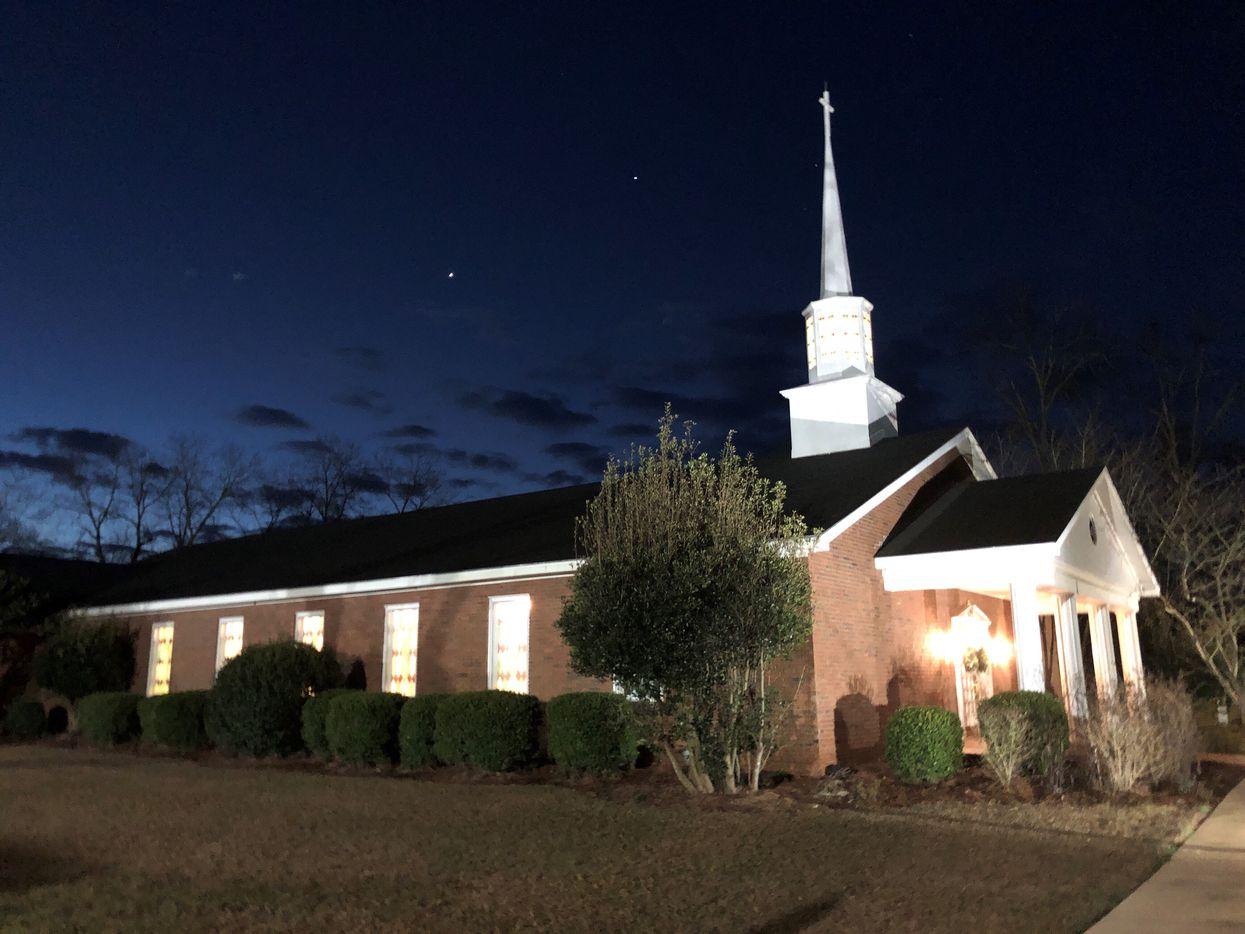 President Jimmy Carter teaches Sunday school twice a month at Maranatha Baptist Church in Plains, Ga.