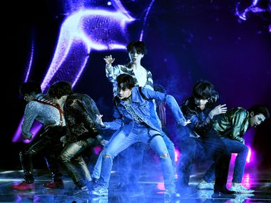 BTS at the Billboard Music Awards (Getty Images/Kevin Winter)