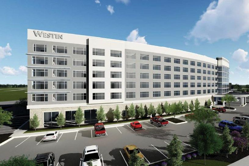 The Westin Southlake is being developed by SRH Hospitality of Addison.