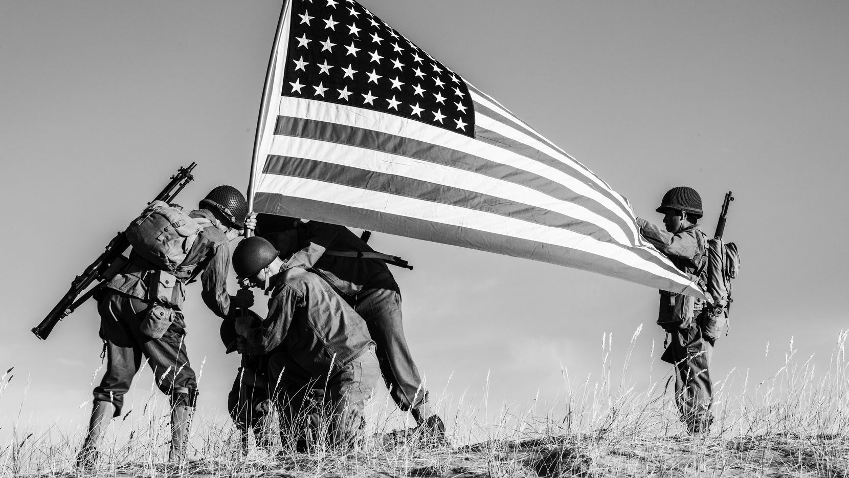 The celebration of Veterans Day on November 11, 2020 also includes recognizing the journey to inclusion in our armed forces.