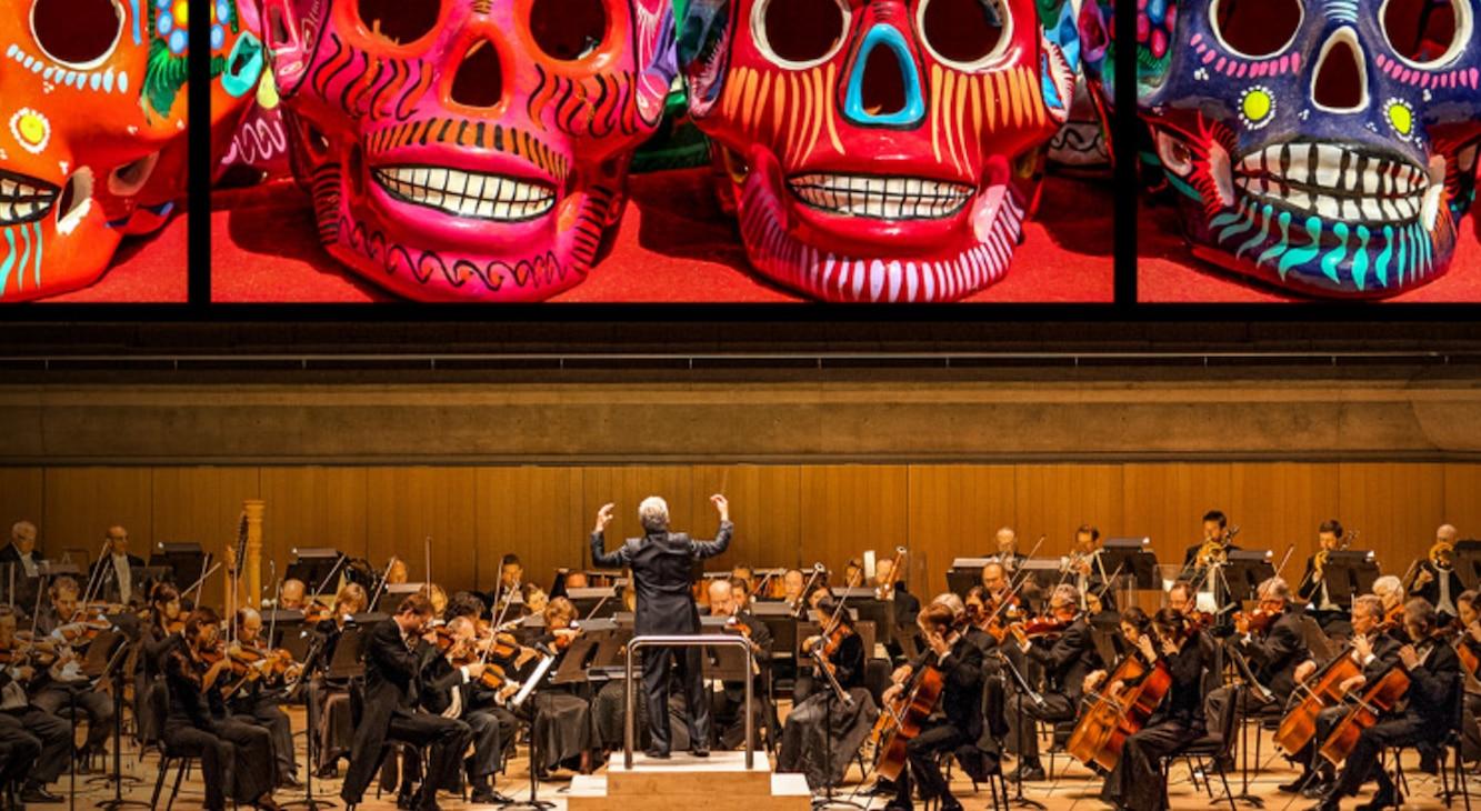 Dallas Symphony Orchestra presenta concierto The Magic of Mexico en septiembre. Foto DSO