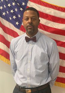 Brylon Franklin in a photo from the Dallas County elections department website. (Courtesy Dallas County Elections)