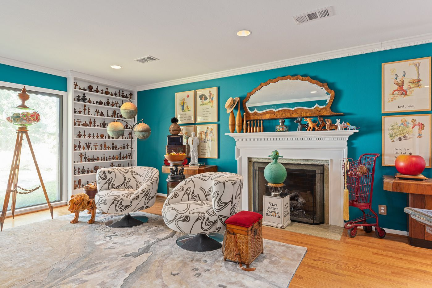 A look at 648 N. Manus Drive in Dallas, one of the houses on the 2019 Heritage Oak Cliff Home Tour.