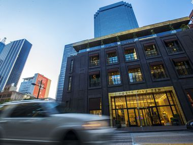 Headington Cos. is moving its headquarters from Cityplace to the Forty Five Ten building on Main Street in downtown Dallas.