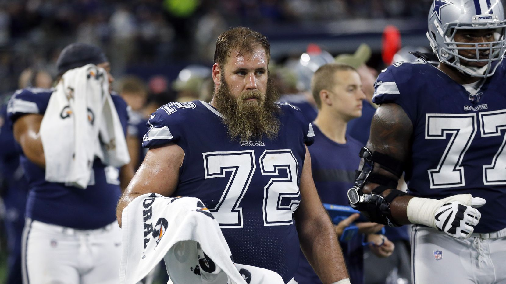 Cowboys All-Pro Center Travis Frederick Announces Retirement from Professional Football At Age 29 Following Battle with Deadly Autoimmune Disease