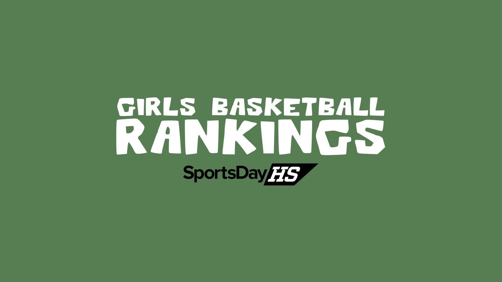 Girls basketball rankings.